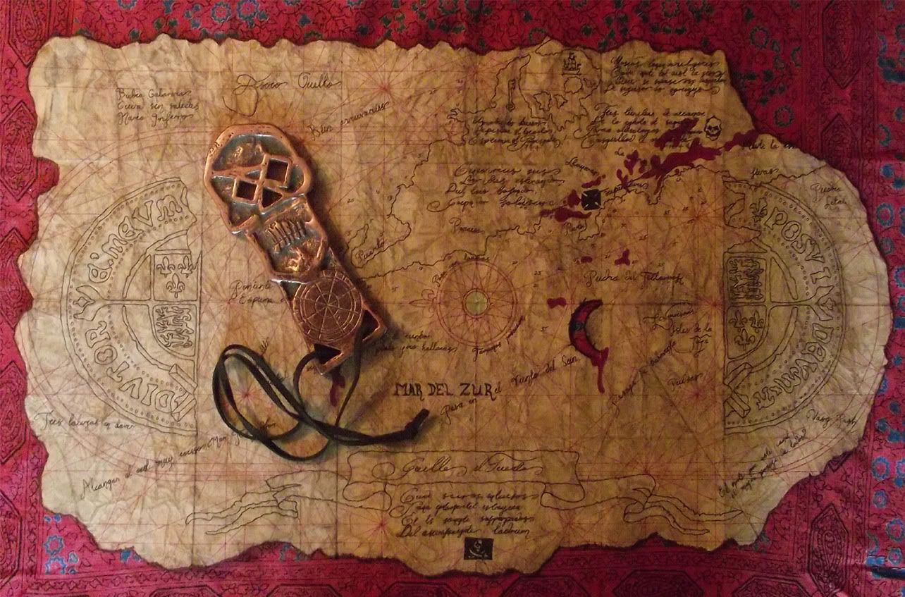 the-goonies-map