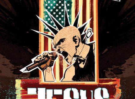 COMICS IN PILLS. Puntata#2: Punk Rock Jesus  (una recensione di Stefano Di Giuseppe)