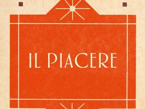 Gabriele D'Annunzio ovvero: le dolorose velleità del piacere (di Alessandro Di Giuseppe)
