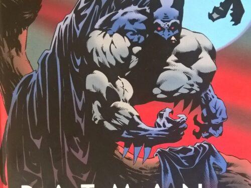 COMICS IN PILLS. PUNTATA 13# BATMA:VAMPIRO (un articolo di Stefano Di Giuseppe)