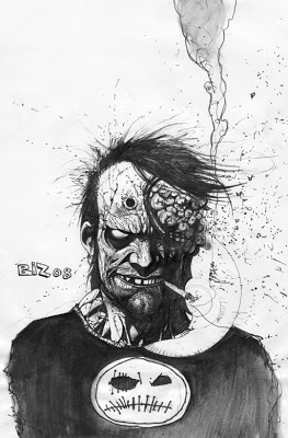 SIMON BISLEY the dead zombi