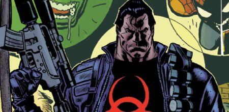 COMICS IN PILLS. PUNTATA #17 MARVEL UNIVERSE VS THE PUNISHER (un articolo di Stefano Di Giuseppe)