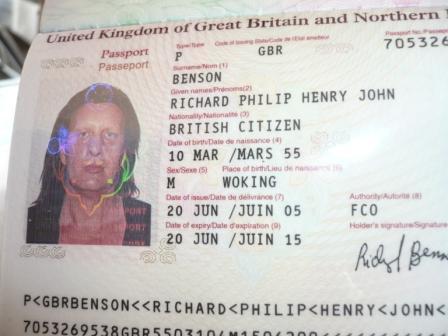benson-passaporto