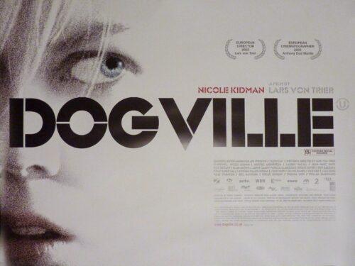 """Pagare il prezzo della tolleranza. """"Dogville"""", la morale e l'etica nell'epoca del capitalismo (di Alessandro Di Giuseppe)"""